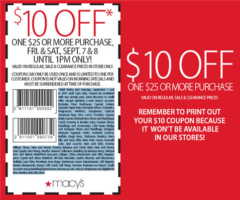 Doc733359 Coupon Disclaimer Examples Friday Steals and Deals – Coupon Disclaimers