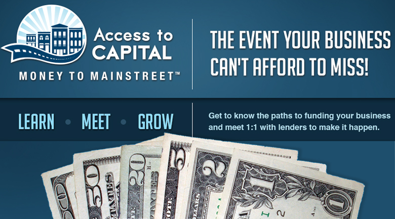 access to capital event