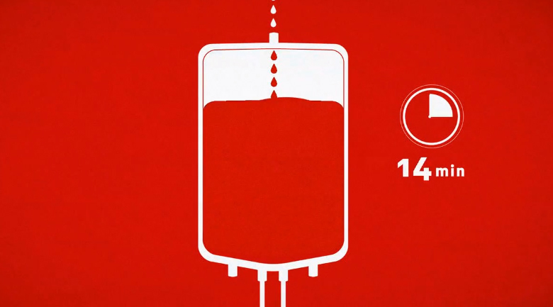 Case Study Simple Newspaper Stunt Solicits Blood Donors