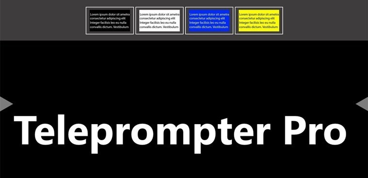 teleprompter-pro