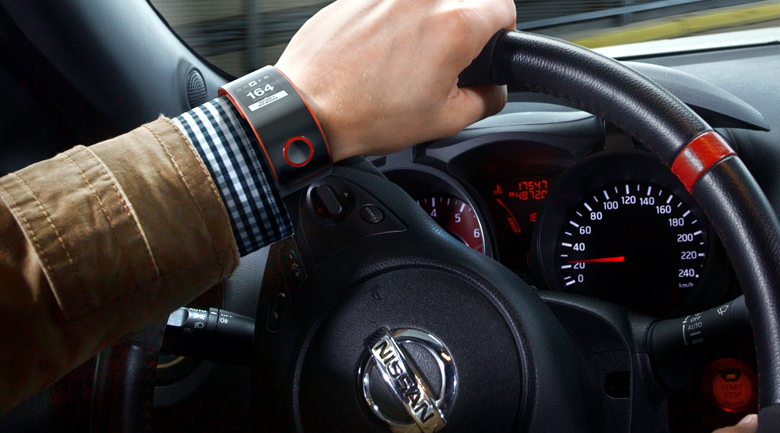 nissan nismo wearable technology