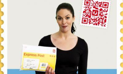 mail qr codes
