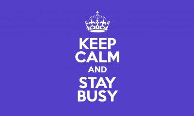 stay busy in slow season
