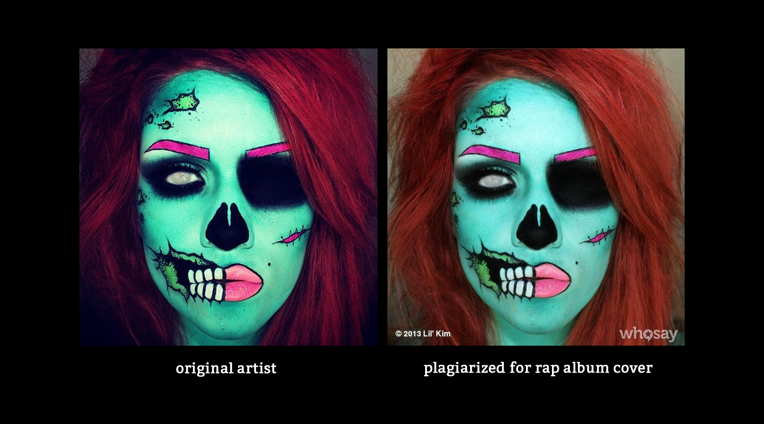 plagiarized art