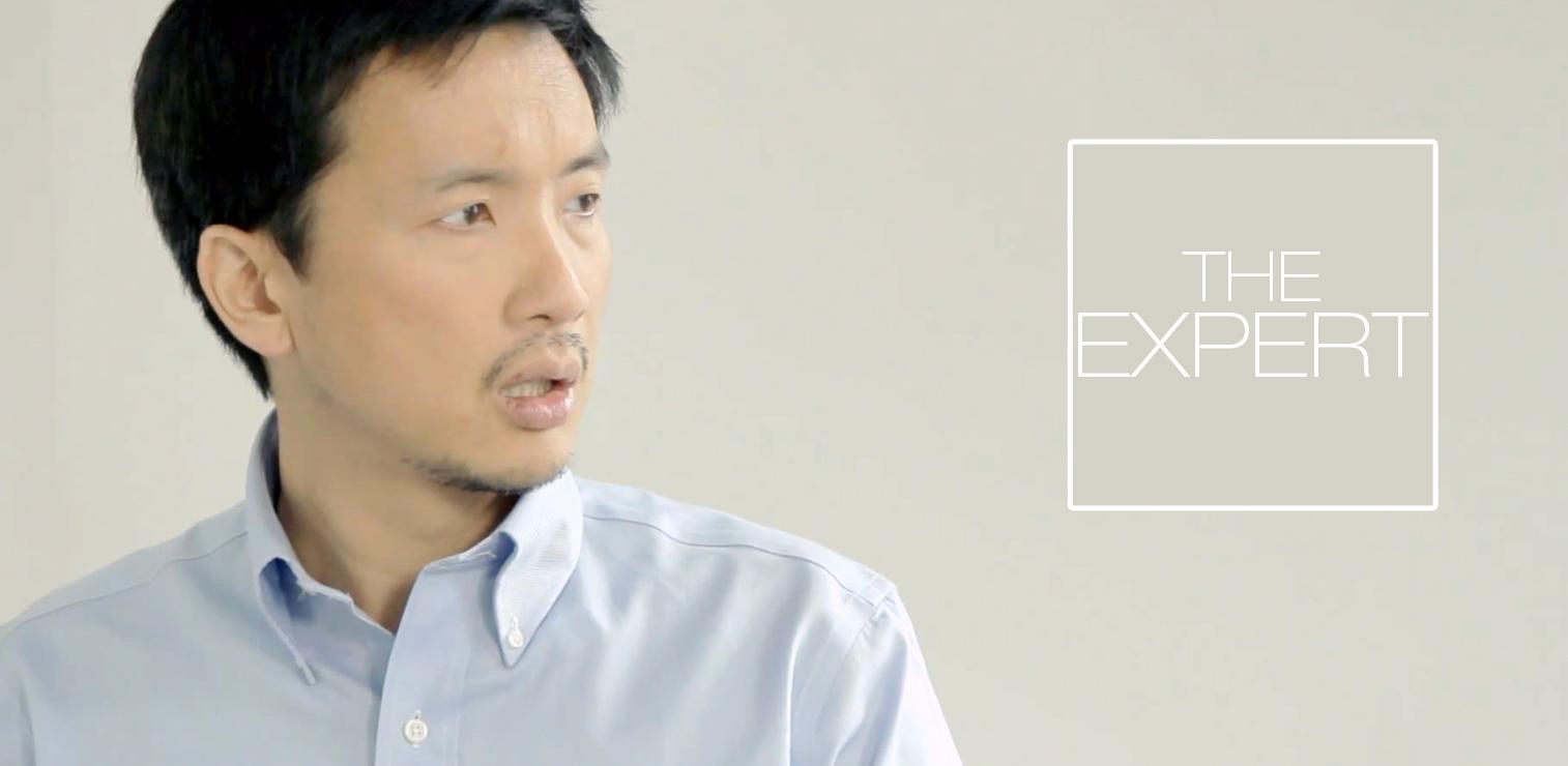 the expert short film