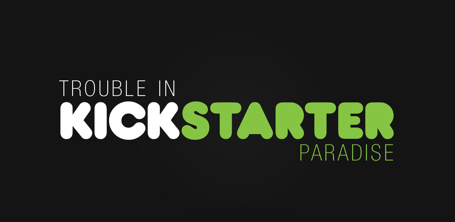 kickstarter project sued