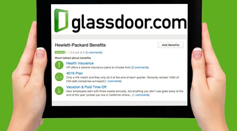 glassdoor benefits