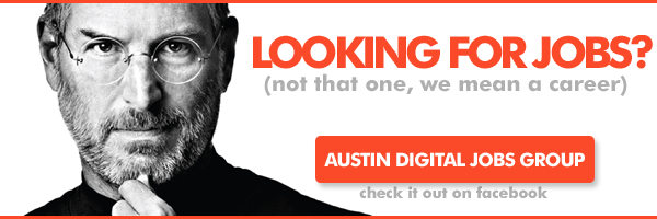 austin digital jobs