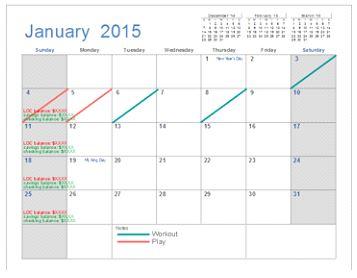 january 2015