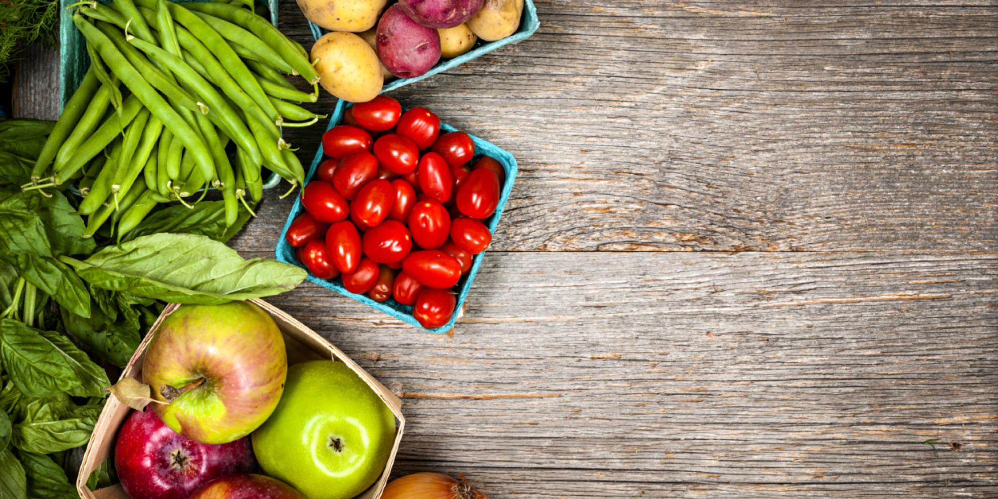 target organic food