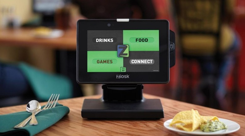 Olive Garden Yet Another Chain Using Tablets On Tables For Ordering The American Genius