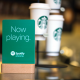 starbucks spotify