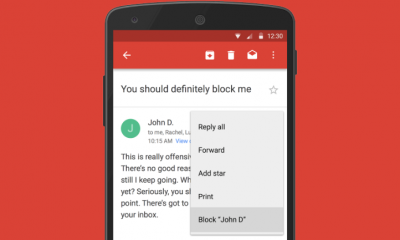 gmail block