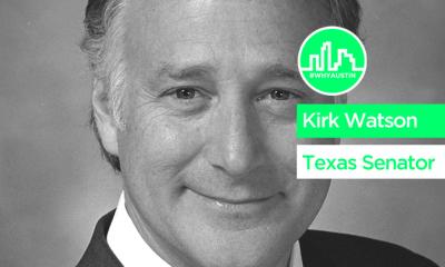 texas senator kirk watson