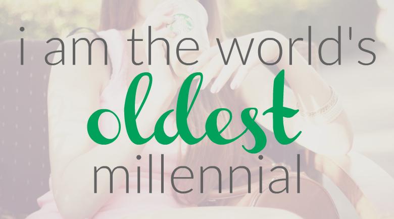 world's oldest millennial