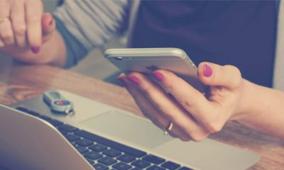 social media texting