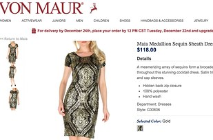 rent the runway von maur