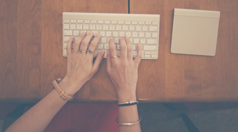 social media typing tech