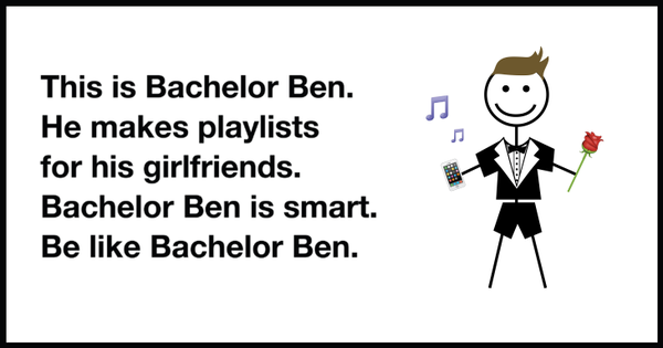be like bill bachelor