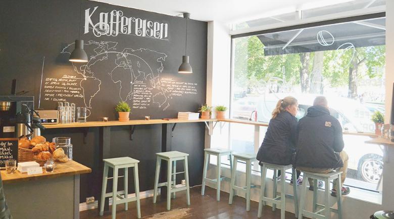 secret coffee shop freelance