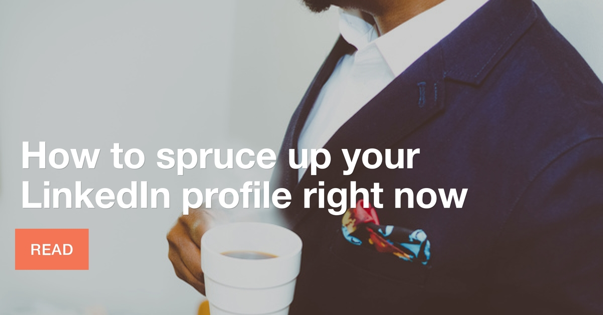 spruce-up-linkedin-profile