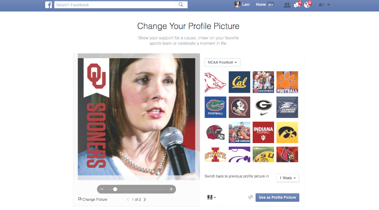 How to find temporary Facebook profile picture frames and why you ...