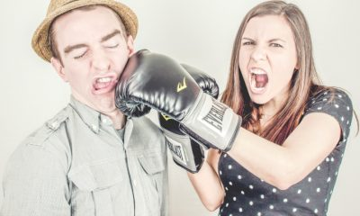angry fight boxing marketing
