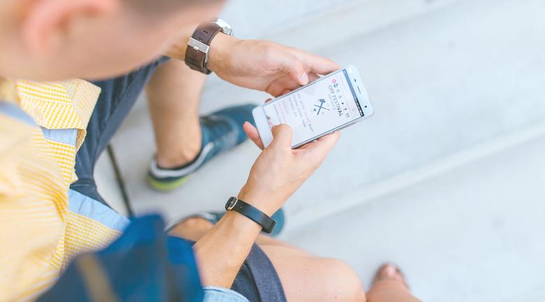 smartphone app tech