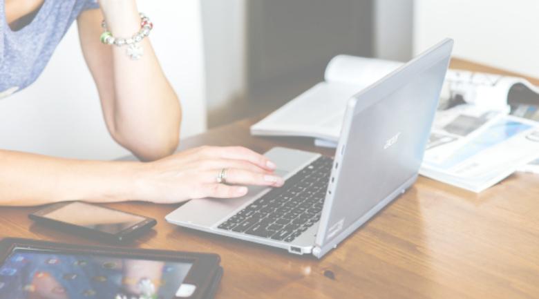 typing laptop hackers