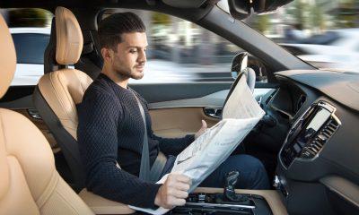 autonomous cars driverless