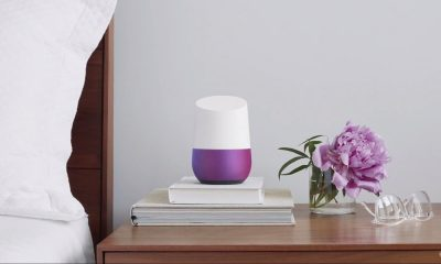 google home voice