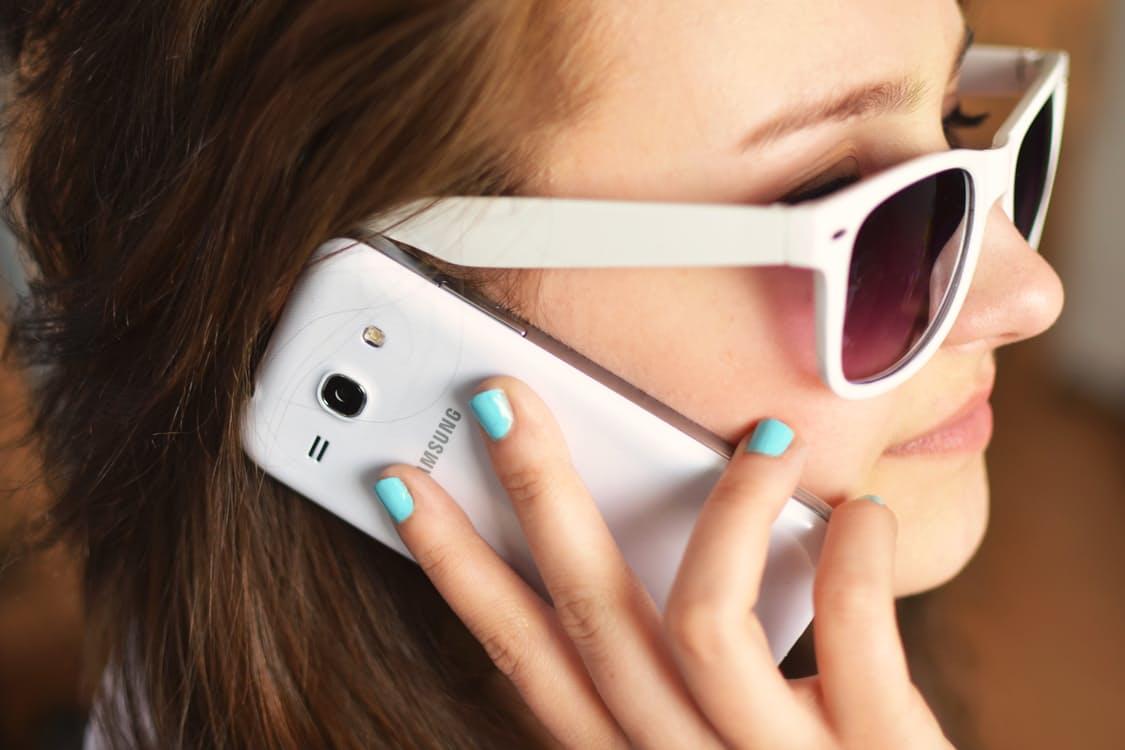 samsung smartphone google voice spam calls