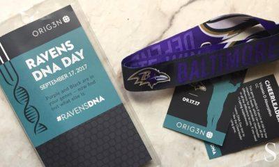 dna day ravens