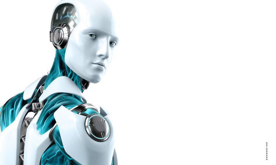 ai robot not human