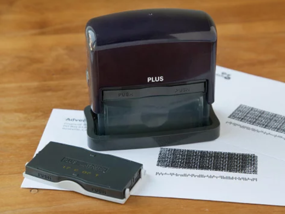 ID stamp