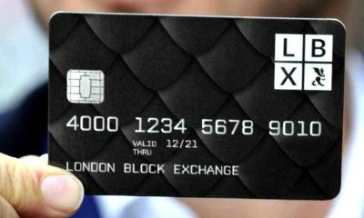 london block exchange dragoncard cryptocurrency