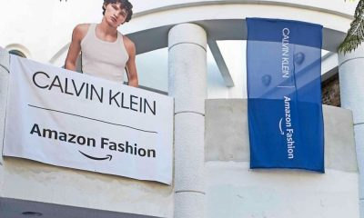 calvin klein amazon retail