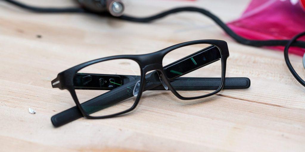 intel smart glasses