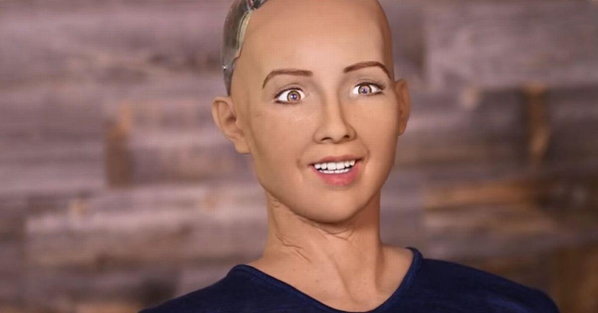 robot citizen