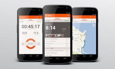 strava fitness app