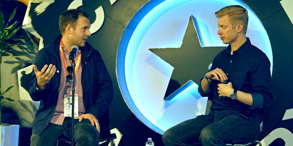 daniel senyard pitching the CEO of Reddit