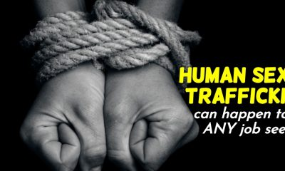 human sex trafficking