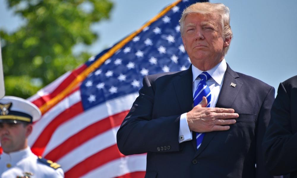 President Trump vs. China