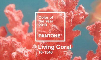 pantone living coral