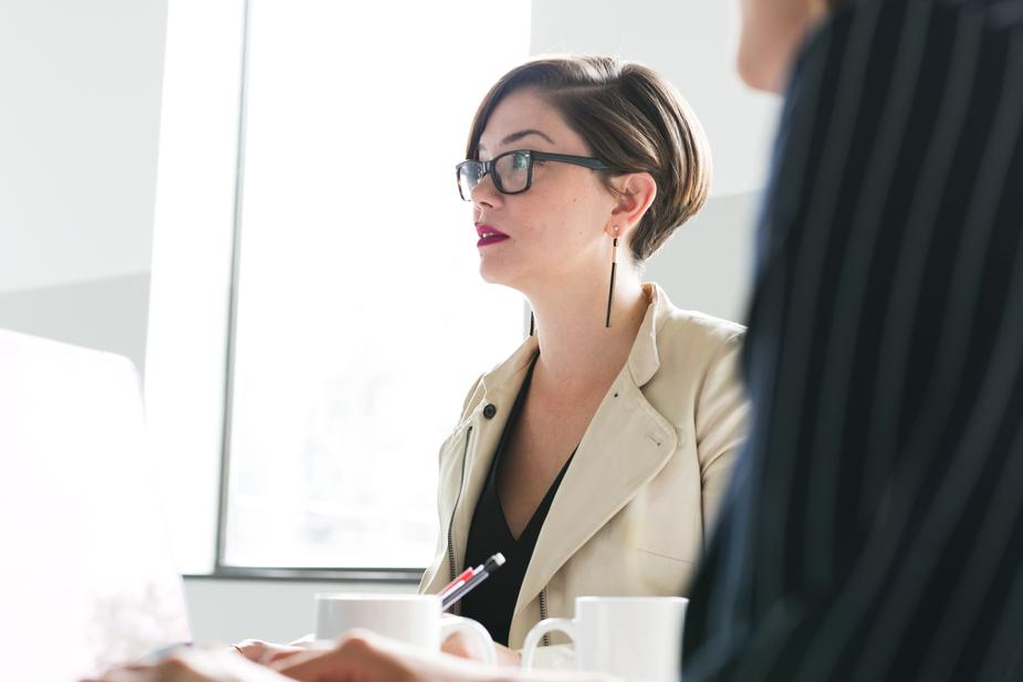 women in leadership lean out