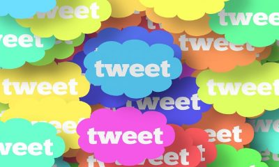 tweets cloud