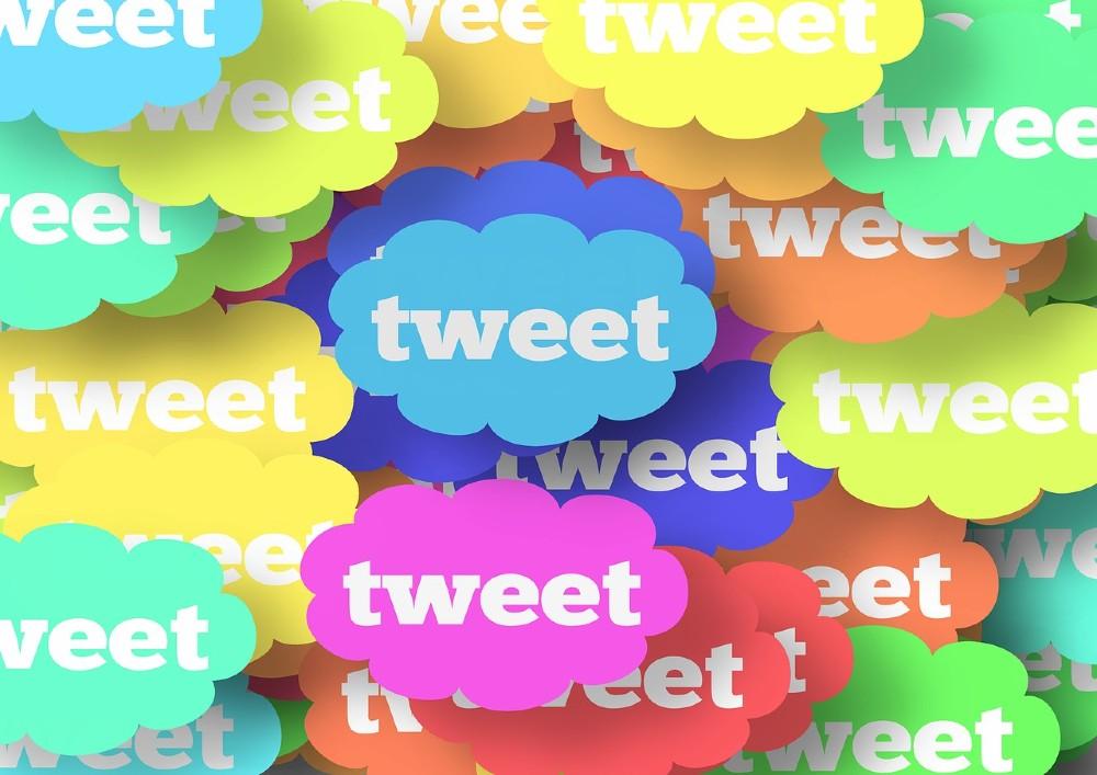 tweets cloud