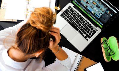 Humanyze stressed employee