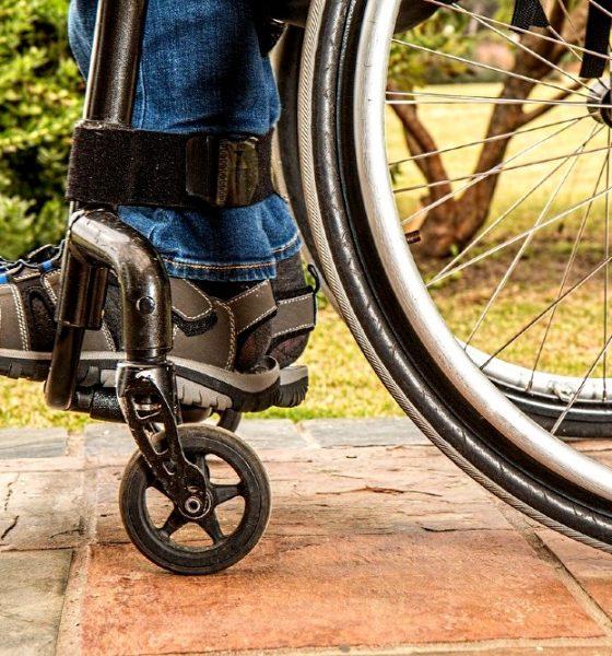disabilities wheelchair