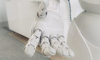 robot AI health care